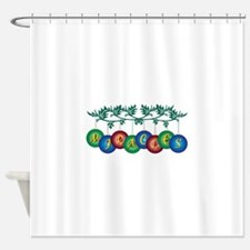 Miracles Shower Curtain