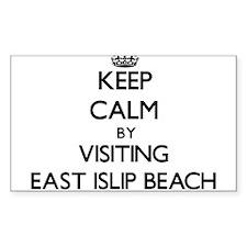 Keep calm by visiting East Islip Beach New York St