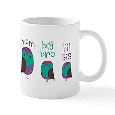 Owl Family Mugs