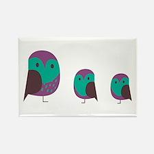 Three Owls Magnets