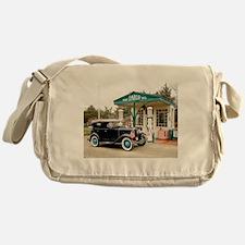 Cute Antique car Messenger Bag