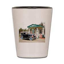 Funny Gasoline Shot Glass