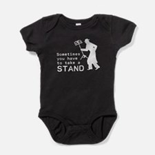 Take a Stand Baby Bodysuit