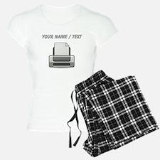 Custom Printer Pajamas