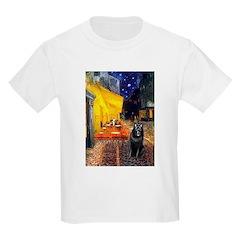 Cafe & Schipperke T-Shirt