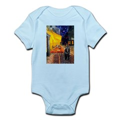 Cafe & Schipperke Infant Bodysuit