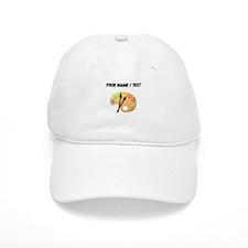 Custom Paint Easel Baseball Baseball Cap