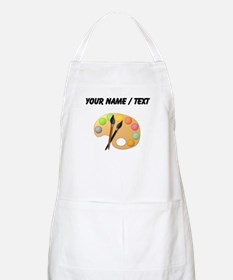 Custom Paint Easel Apron