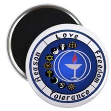 Chalice Circle Magnet