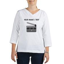 Custom Movie Director Cut Board Women's Long Sleev