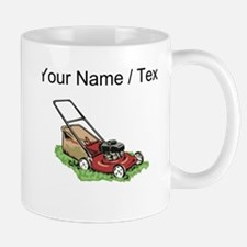 Custom Lawnmower Mugs