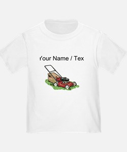 Custom Lawnmower T-Shirt