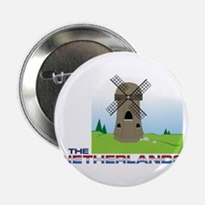 """The Netherland 2.25"""" Button"""