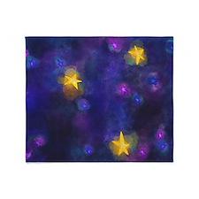 Unique Wishing star Throw Blanket