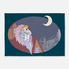 Bedtime Story 5'x7'Area Rug