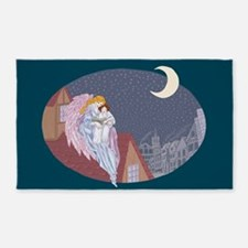 Bedtime Story 3'x5' Area Rug