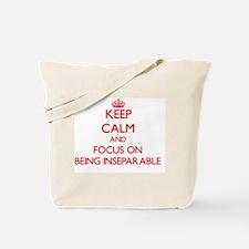 Funny Inseparable Tote Bag