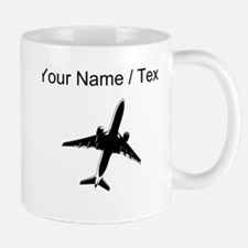 Custom Airplane Mugs