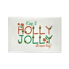 Keep It Jolly Magnets