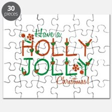 Jolly Christmas Puzzle