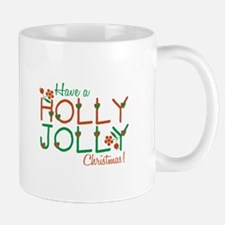 Jolly Christmas Mugs