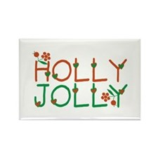 Holly Jolly Magnets
