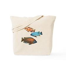 Cichlid Treo Tote Bag