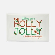 Jolly Christmas Magnets