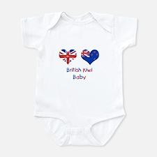 British Kiwi Baby Onesie