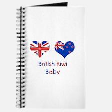 British Kiwi Baby Journal