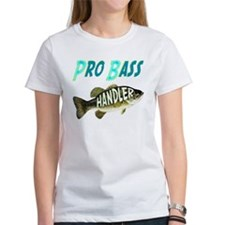 Pro bass fishing gifts and t' Tee