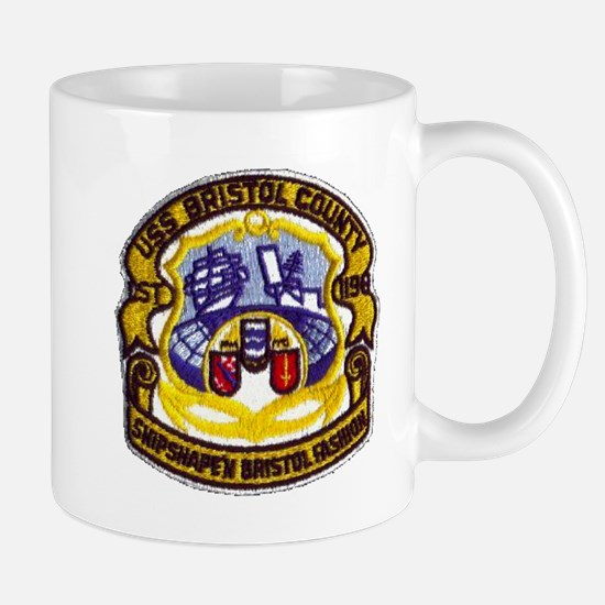 USS BRISTOL COUNTY Mug
