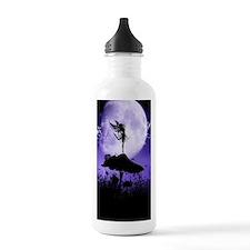 Fairy Silhouette 2 Water Bottle