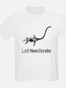 Loch Ness Info T-Shirt