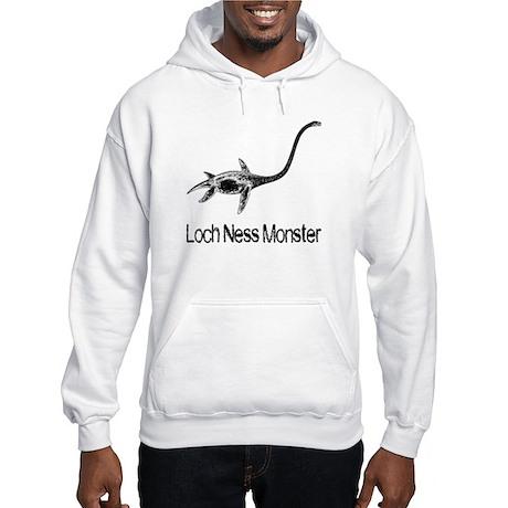 Loch Ness Info Hooded Sweatshirt