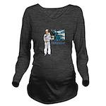 Pearl Harbor Long Sleeve Maternity T-Shirt