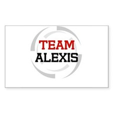 Alexis Rectangle Decal