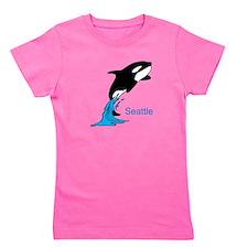 orca Girl's Tee