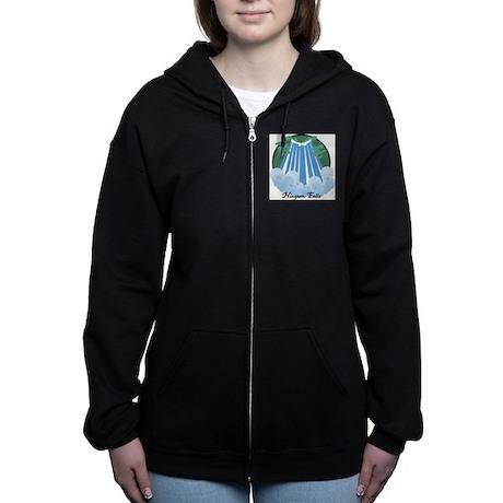 7x7_apparel112.png Women's Zip Hoodie
