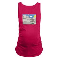 Mt Rushmore.jpg Maternity Tank Top
