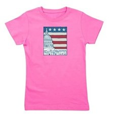 Capitol.png Girl's Tee