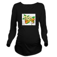 Idaho.jpg Long Sleeve Maternity T-Shirt
