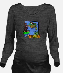 New Mexico.png Long Sleeve Maternity T-Shirt