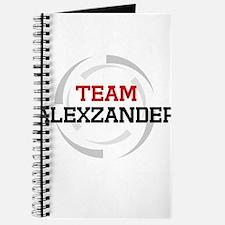 Alexzander Journal