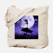 Fairy Silhouette 2 Tote Bag