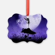 Fairy Silhouette 2 Ornament
