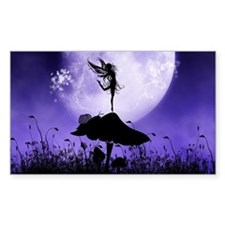 Fairy Silhouette 2 Decal