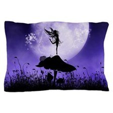 Fairy Silhouette 2 Pillow Case