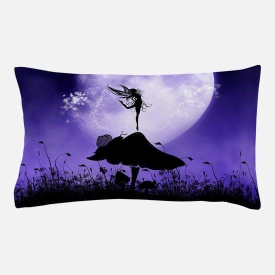 Fairy Silhouette 2 Pillow Case