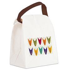 Unique Comfy Canvas Lunch Bag
